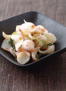 ゆりねの梅和え レシピ | 簡単 料理レシピ ベターホームのレシピサーチ