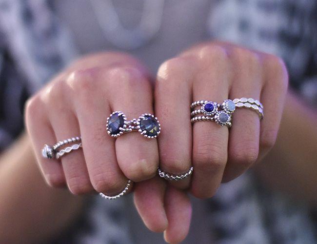Pandora Ring Bends