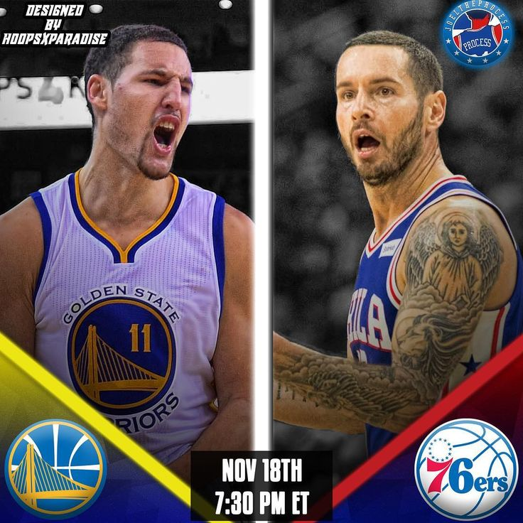 Its Gameday: The #Sixers (8-6) are back home to begin a 6-game home stretch. They seek revenge vs the #Warriors (11-4) tonight! Wells Fargo Center  NBCSP97.5  Injury Report: M. Fultz (out-shoulder) J. Bayless (out-wrist) N. Stauskas (out-ankle) J. Okafor (@ funeral) Correctly predict the final score of tonights game to win a shoutout!