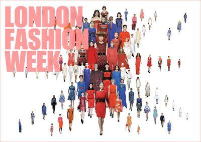 London Fashion Week SS13 Schedule