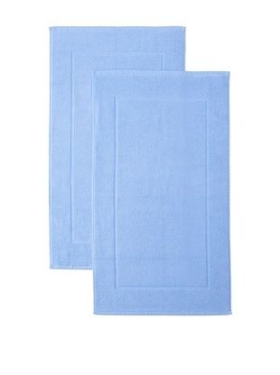 Espalma Set of 2 Prestige Tub Mats (Periwinkle)