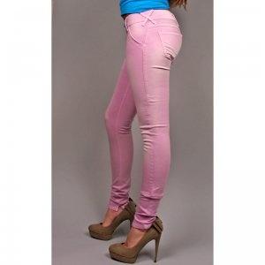 MET InJeans Skinny jeans X-K-Fit Cosmos roze Artikelnummer: 16145