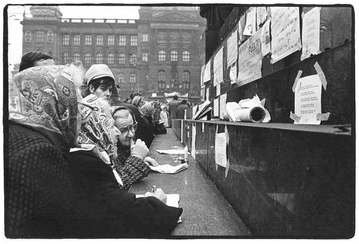 JANUARY 1969, PRAGUE