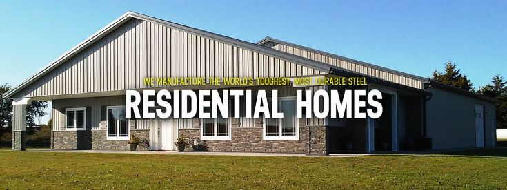 Best 25 metal home kits ideas on pinterest metal for Complete home building kits