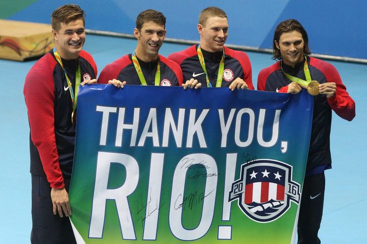 As Rio Wraps, Olympic Swimmers Put Back into Storage until 2020