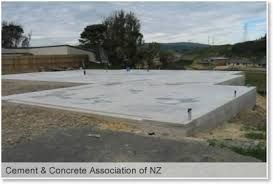 Image result for concrete house pad nz