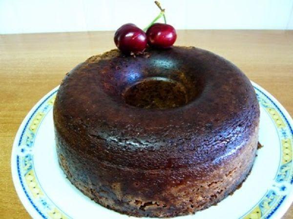 Brownie de chocolate y nueces (microondas), Receta para Willyviajera - Petitchef