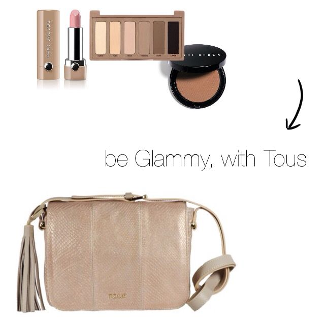 Be glammy, with Tous! Find it at glammy.pt, instagram and facebook ☺️