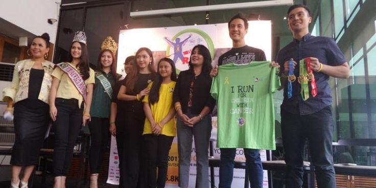 Peduli Anak-anak Penderita Kanker Dengan Berlari - http://darwinchai.com/olahraga/peduli-anak-anak-penderita-kanker-dengan-berlari/