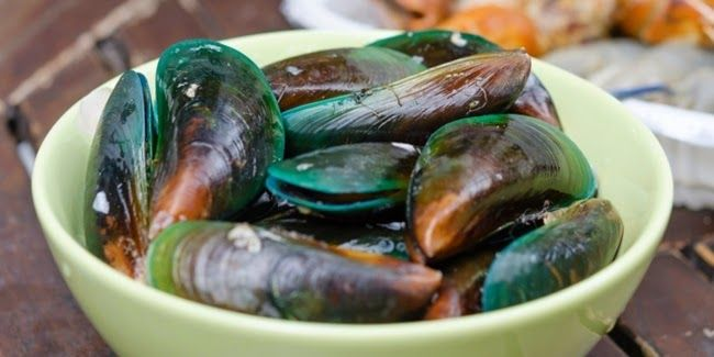 SHAMPOO MADU KUTU RAMBUT: Jaga Jantung Sehat? Yuk Makan Kerang Hijau