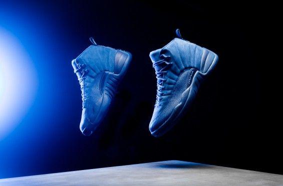 The Air Jordan 12 Deep Royal Blue Is Releasing This Weekend