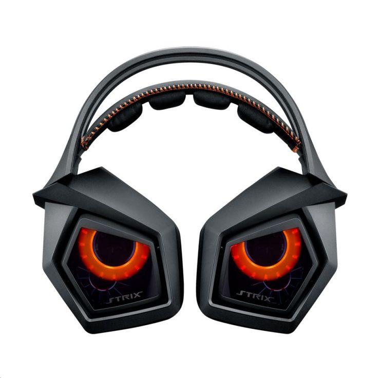 Asus Strix 7.1 Gamer Headset Black