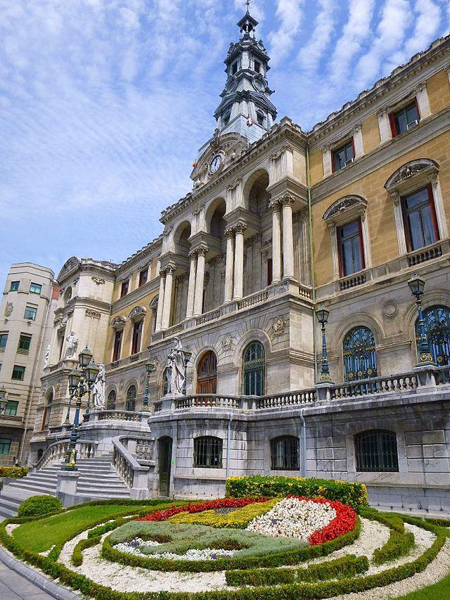 Bilbao - Ayuntamiento 23 - Bilbao - Wikipedia, la enciclopedia libre