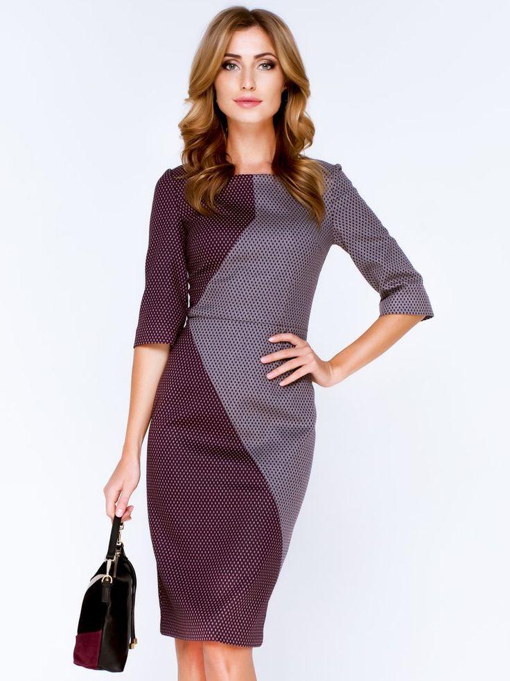 выполнить монтаж фасон делового платья фото вам помогу расскажу