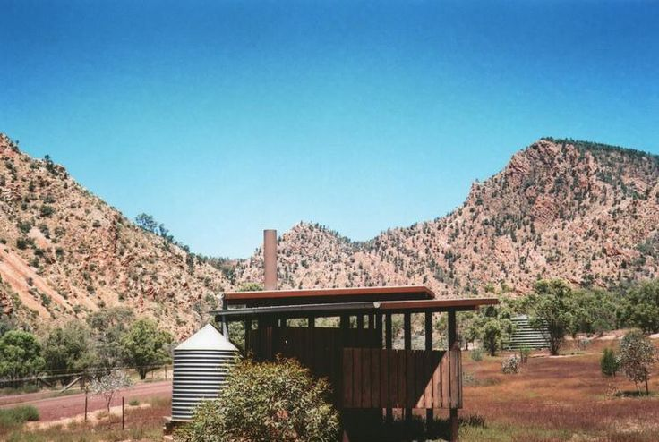 Brachina Gorge Scenic Loo, Flinders Ranges, South Australia
