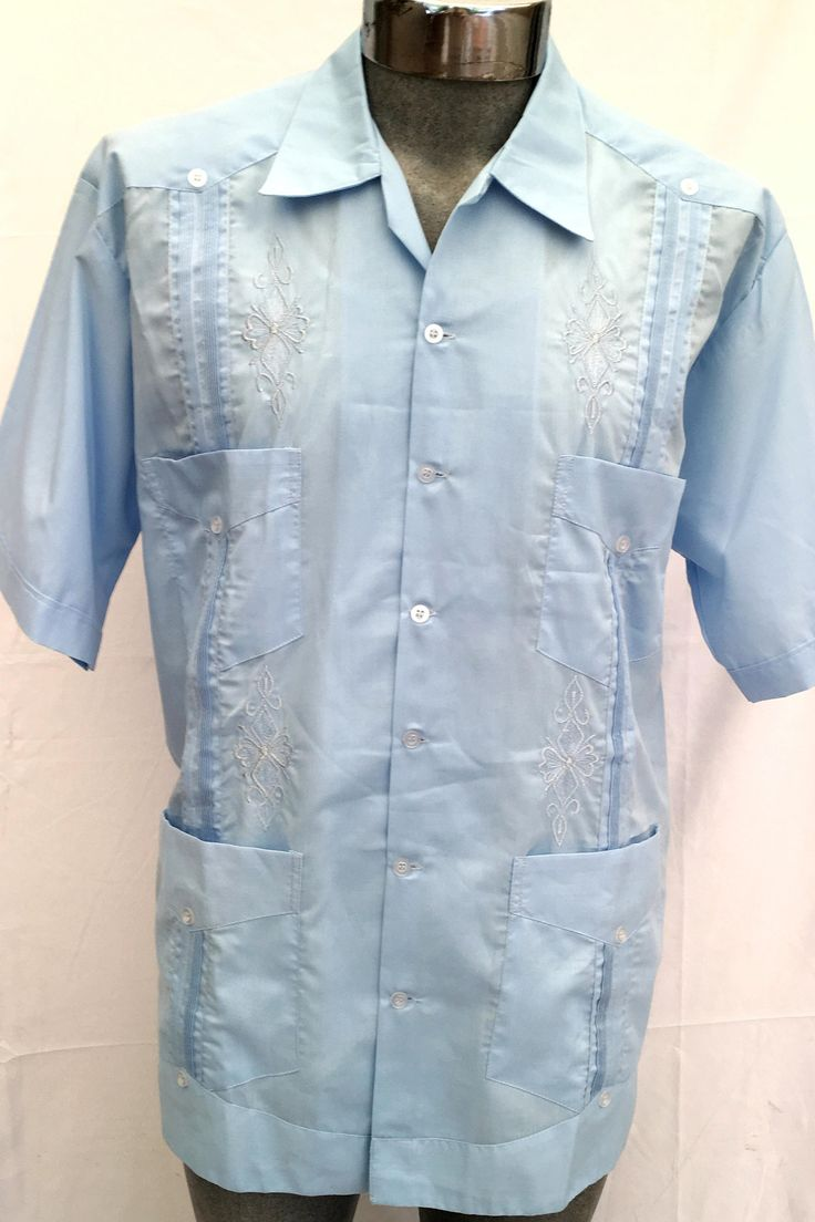 12 best Guayabera 100% Cottton images on Pinterest | Cami, Casual ...