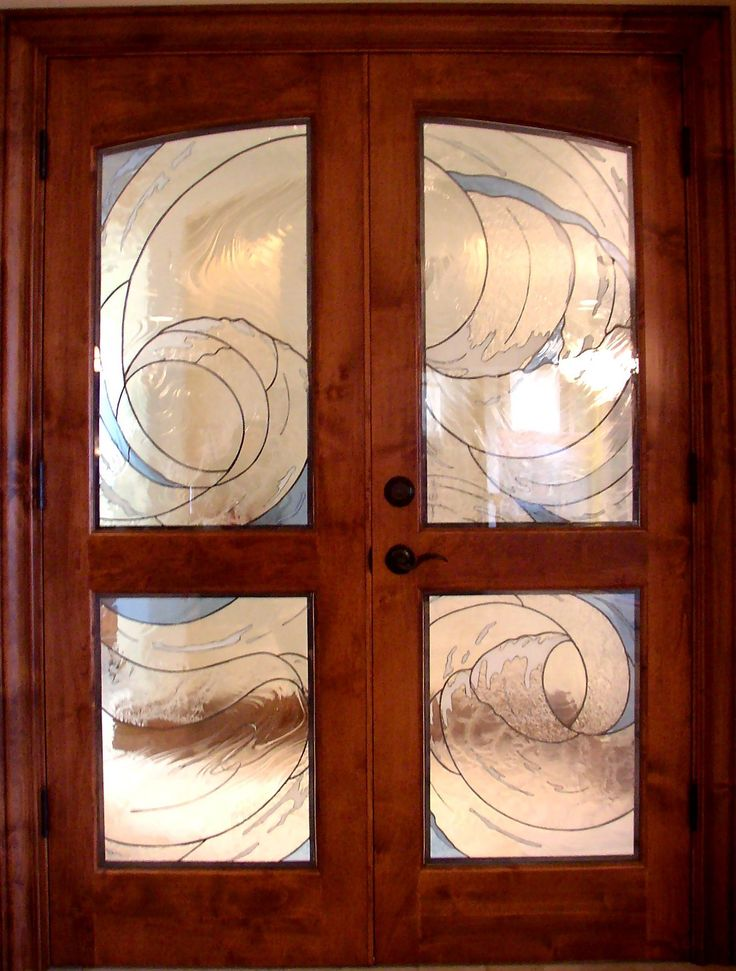 17 Best Images About Stained Glass Doors On Pinterest Interior French Doors Pocket Doors And