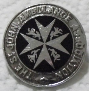 £2.20 paid THE ST JOHN AMBULANCE ASSOCIATION VINTAGE UNIFORM ENAMEL BADGE | eBay