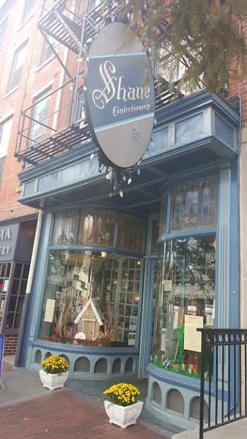 Shane Confectionary in Philly - oldest candy shop in America!