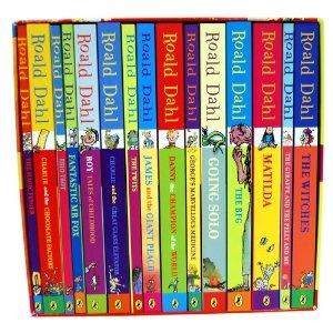 Roald Dahl 15 Book Box Set