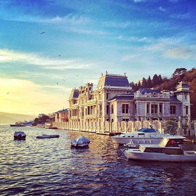 BEBEK. Istanbul, Turkey. | Thank you to Özlem Avcıoğlu for sharing this wonderful photo with us. [@ ozlemavcioglu] {www.armadaistanbul.com}