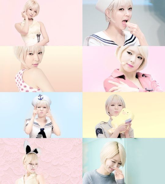 You will be missed, Choa Unnie! ❤️ You deserve the best ❤️