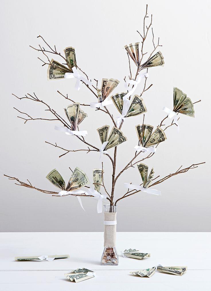 Hochzeit: Geldgeschenke – DIY Tipps zum kreativ verpacken