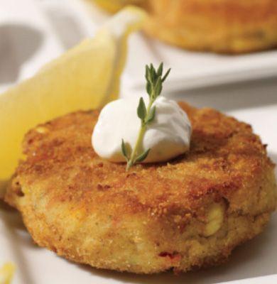 Meer dan 1000 ideeën over Mini Crabcakes op Pinterest - Krabtaartjes ...