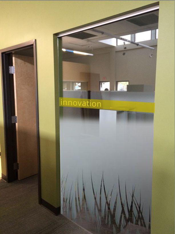 Mockup Example Glass Wall Home Decor Decor