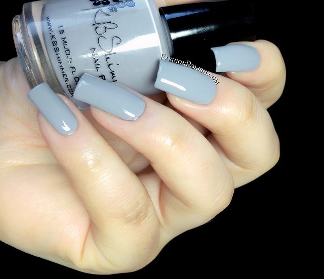 Dove Gray Nail Polish: 17 Best Images About Grey Nail Polish Swatches On