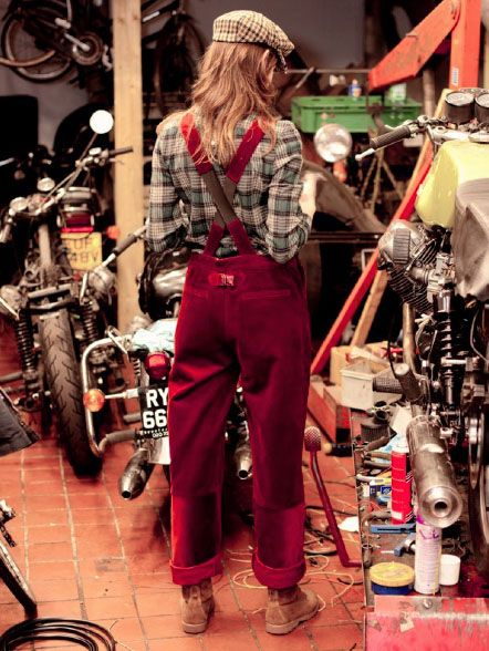 Confezioni Crosby: Stylely Things, Edgy Fashion, Style Inspiration, Color, Fab Fashion, Crosby Overalls, Confezioni Crosby, Fashion Inspiration, Sewing Inspiration