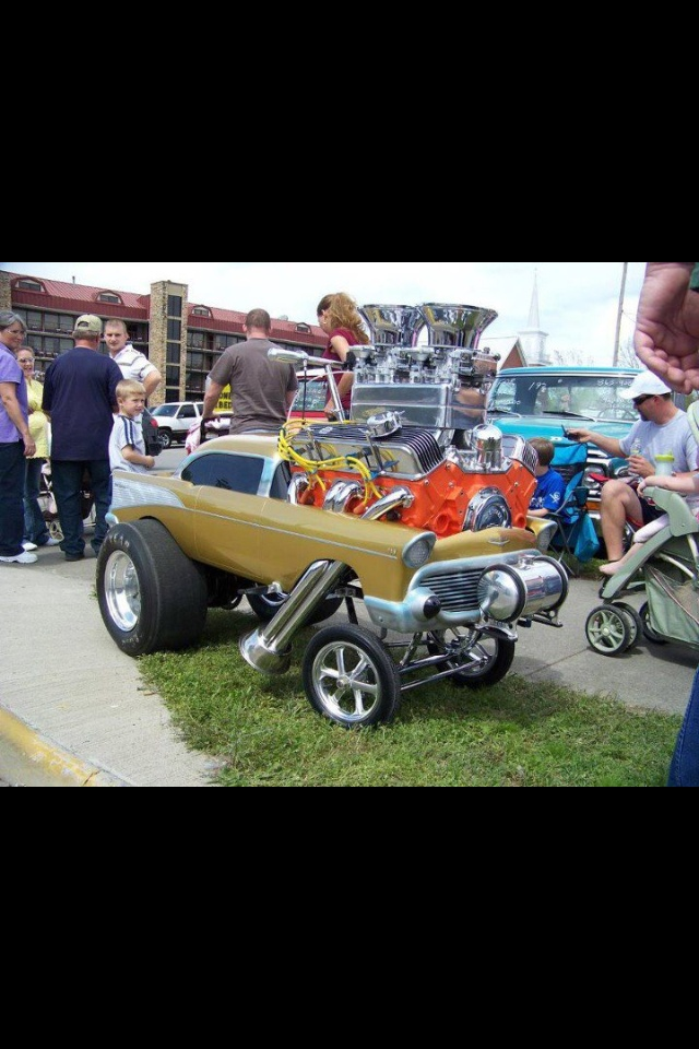 34 best Gassers and dragsters images on Pinterest   Drag racing ...