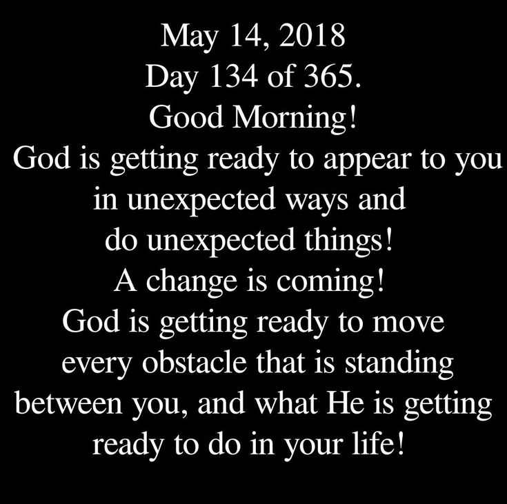 Thank You Lord! I believe You and I trust You....