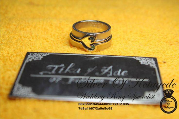 cincin kawin love