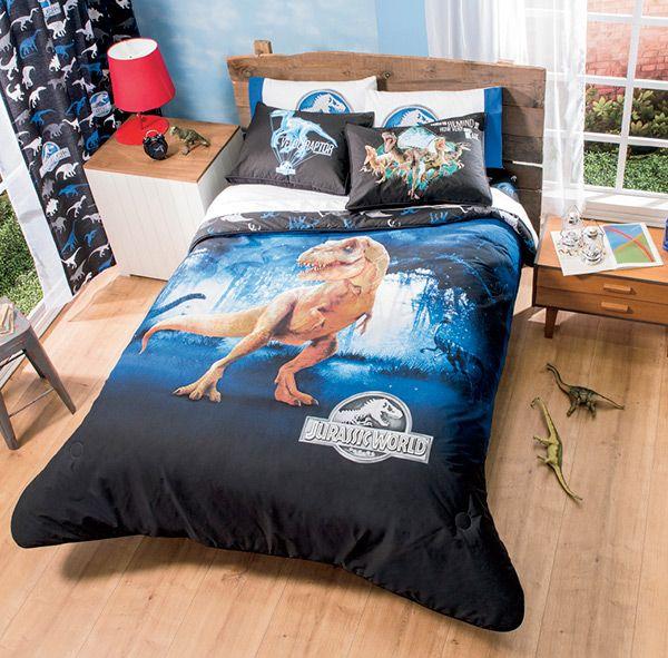Jurassic World Bedding