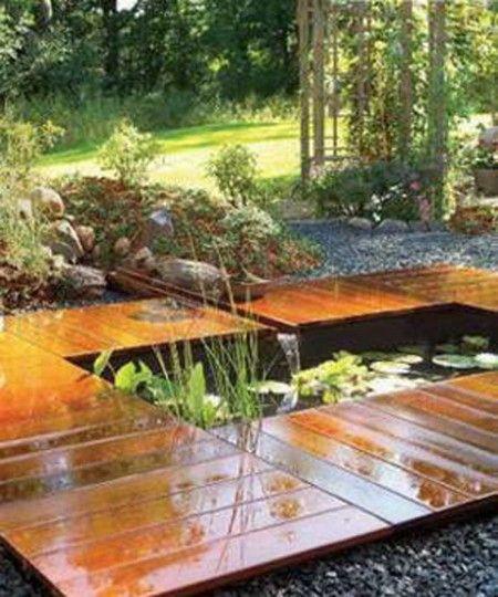 Koi Pond Designs