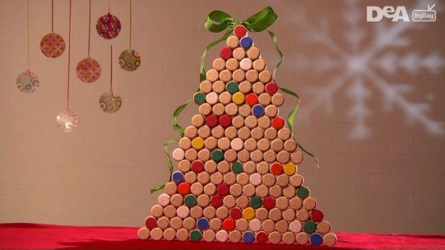 Quando in casa lo spazio e poco, non lasciare il Natale da parte! Crea con DeAbyDay un ...