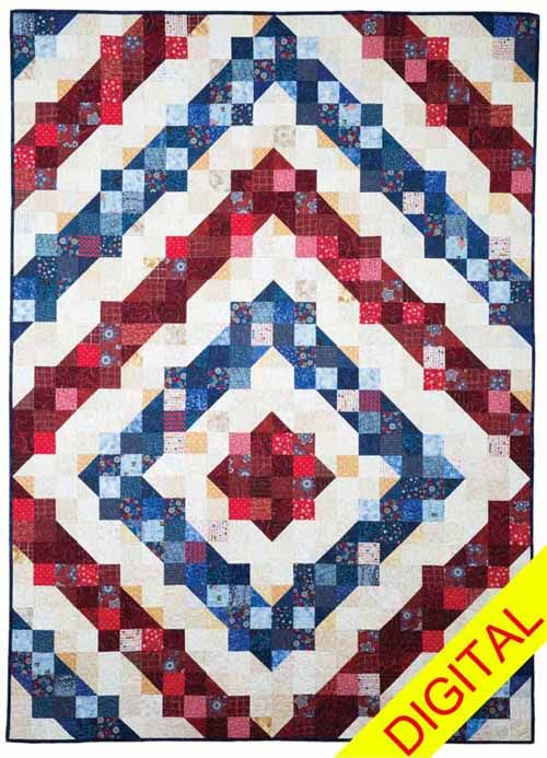 17 Best images about Quilts: Patriotic on Pinterest Red white blue, Pinwheels and American ...