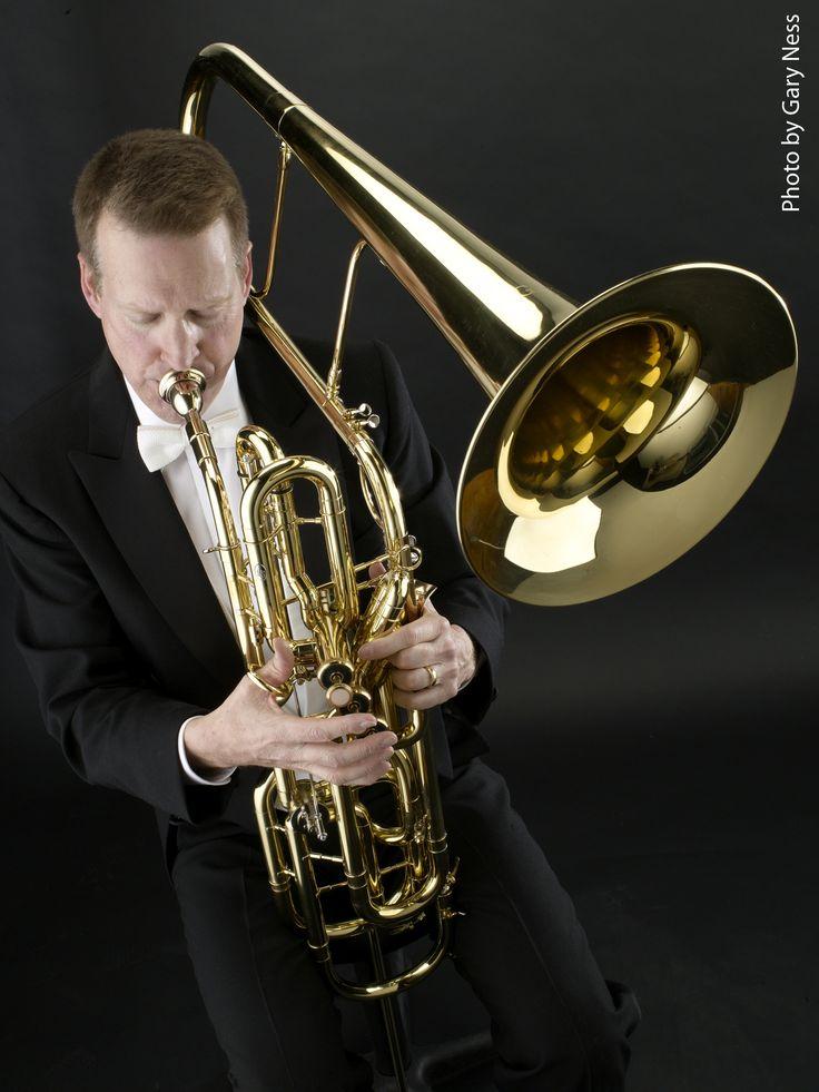 Cimbasso -- valve contrabass trombone Whoa! I can't even ...