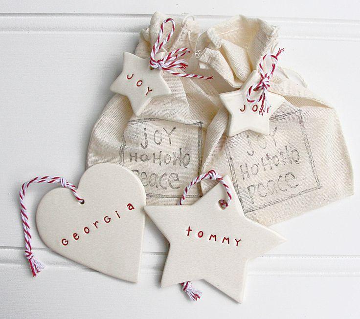 christmas decoration personalised
