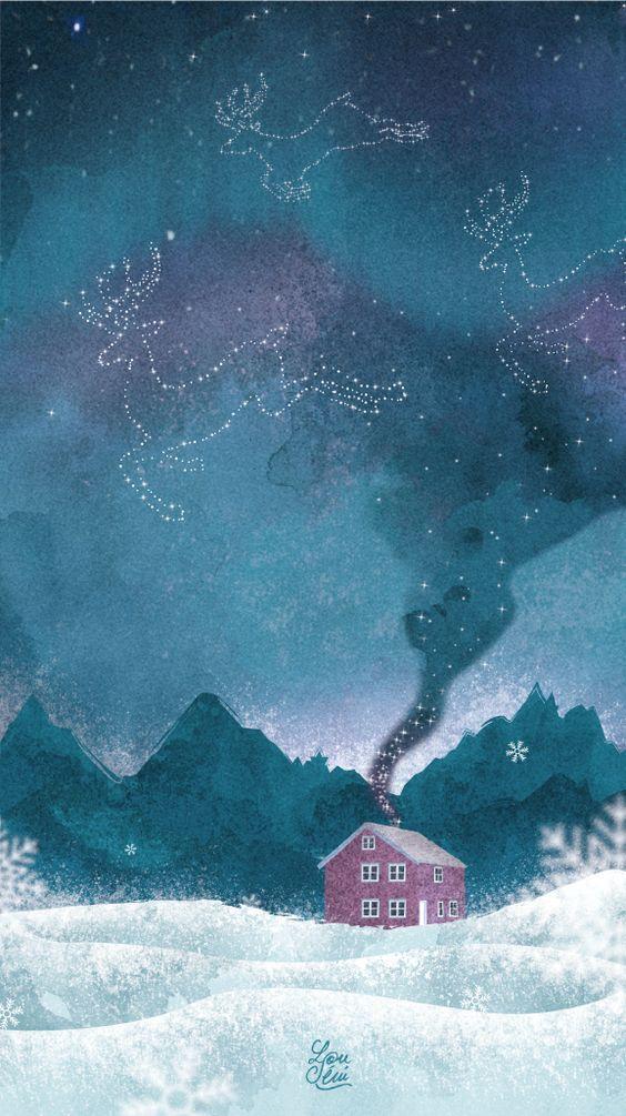 44 Winter iPhone Wallpaper Ideas Winter Backgrounds