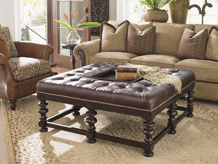 65 best Luscious Leather images on Pinterest | Lexington furniture ...