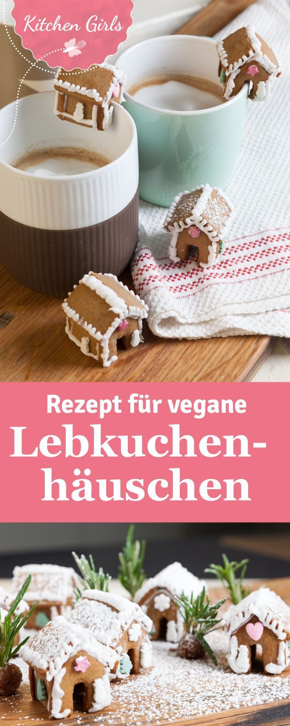 vegane mini lebkuchenh user rezept advent und. Black Bedroom Furniture Sets. Home Design Ideas