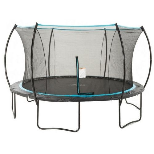 SkyBound Cirrus 14FT Large Trampoline with Full Safety Enclosure Net