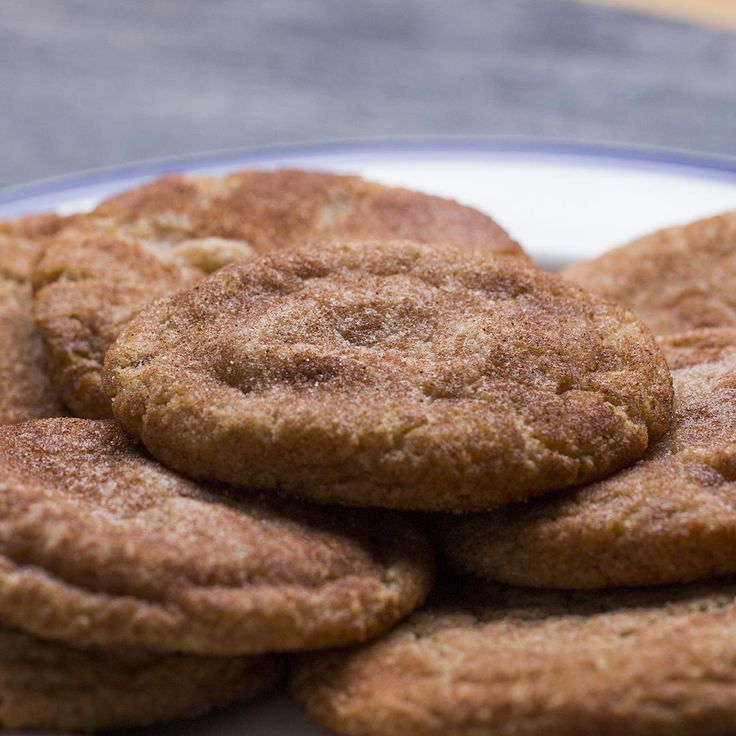 The Best Soft And Chewy Snickerdoodle Cookies Recipe by Tasty