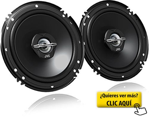 JVC CS-J620X - Altavoz #altavoces #coche
