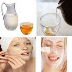 3 Face Mask For Blackheads and Acne HONEY MASK The pore strips! knowing the fact…