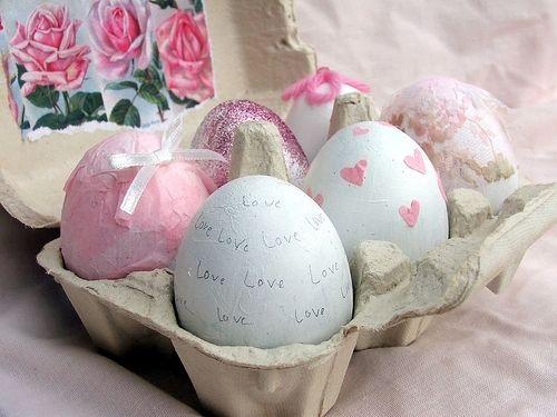 romantisk påske