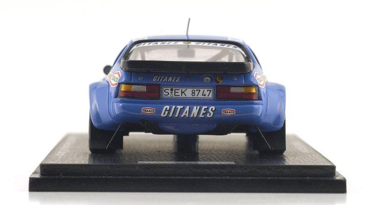 Porsche 924 Carrera GTS Rallye Boucles SPA 1982 4 Ickx Gitan ES NEU Spark 1 43 | eBay