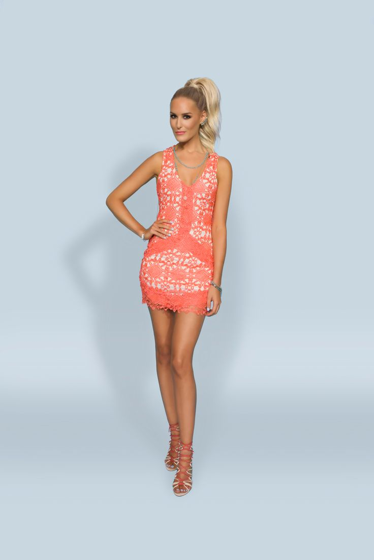 https://joshv.com/kleding-joshv/collectie/seventeen-joshv-17  Josh's favourite party dress! The JOSH V Adaline dress is a real show-stopper. The back has a sexy lowered backline. The dress can be perfectly combined with elegant Healy Heels and the beautiful Koko Bodycharm. Wedding tip! #JOSHV #Highsummer #Summer #Lookbook #Dress #Lacedress #Bodycharm #Bodychain #Heels #Weddingoutfit